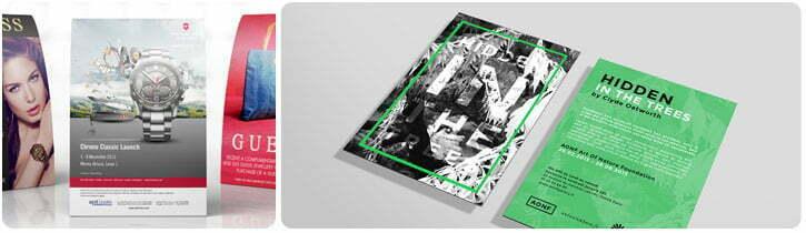 Print Advertising Design
