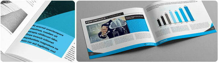 Corporate Brochure Design