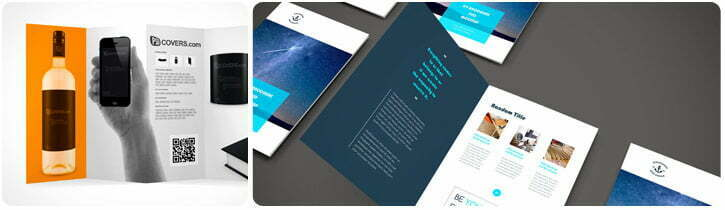 COG Print Design Brochure Catalog