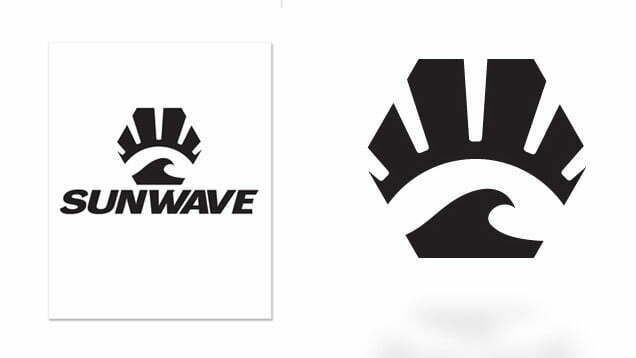 Brand Identity for Surfwear Fashion label Sunwave | COG Design